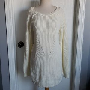 NWOT MISSGUIDED CHUNKY KNIT SWEATER DRESS
